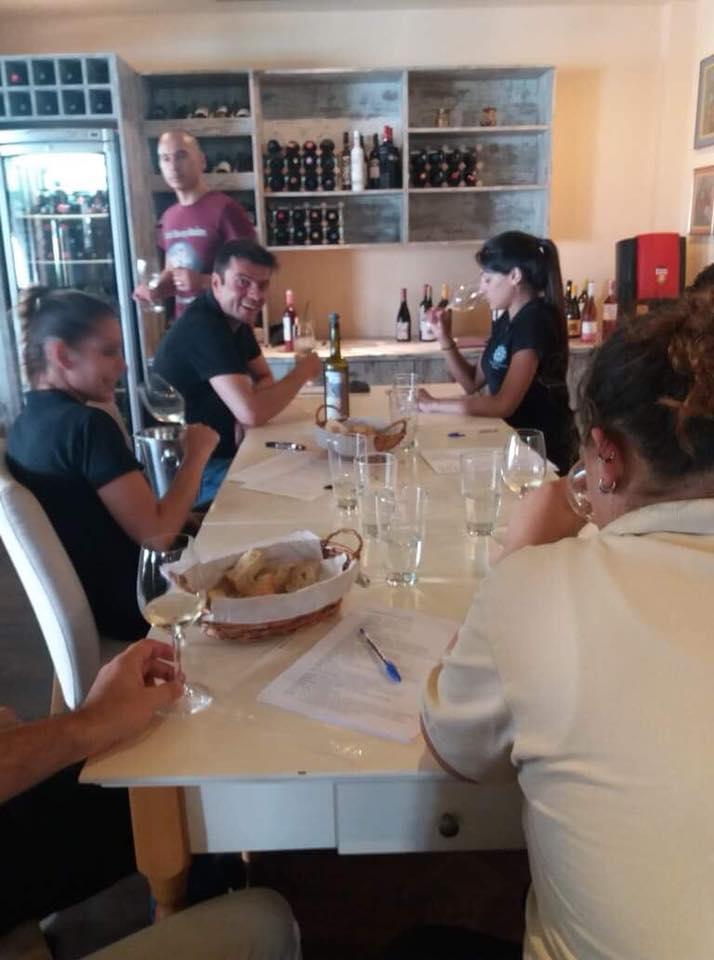 Castello Antico Hotel - Wine Seminar by www.oinogosia.wine