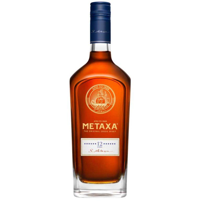 METAXA 12 Stars - METAXA