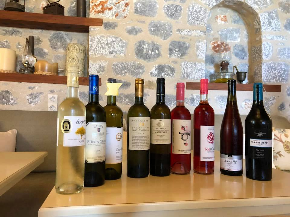 Porto Vitilo Hotel - Wine Seminar by www.oinogosia.wine