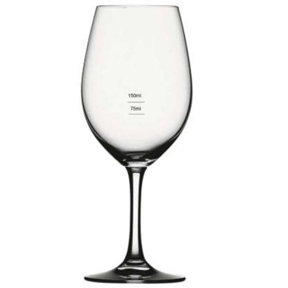Ποτήρι με διαγράμμιση 75 ml - 150 ml