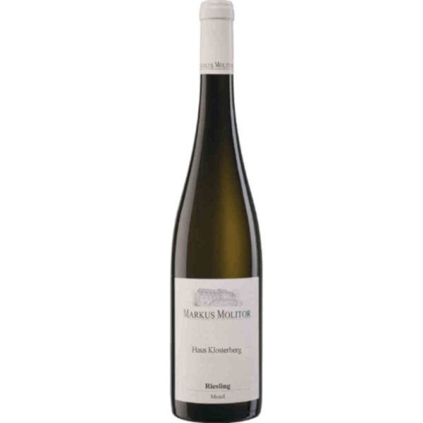 MARKUS MOLITOR RIESLING DRY HAUS KLOSTERBERG 2016
