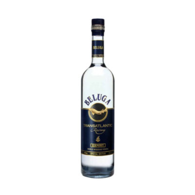 BELUGA VODKA TRANSATLANTIC