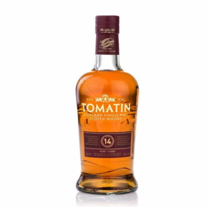 TOMATIN PORT WOOD 14 YEARS OLD
