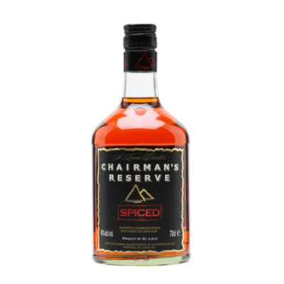 CHAIRMAN'S RESERVE SPICED RUM