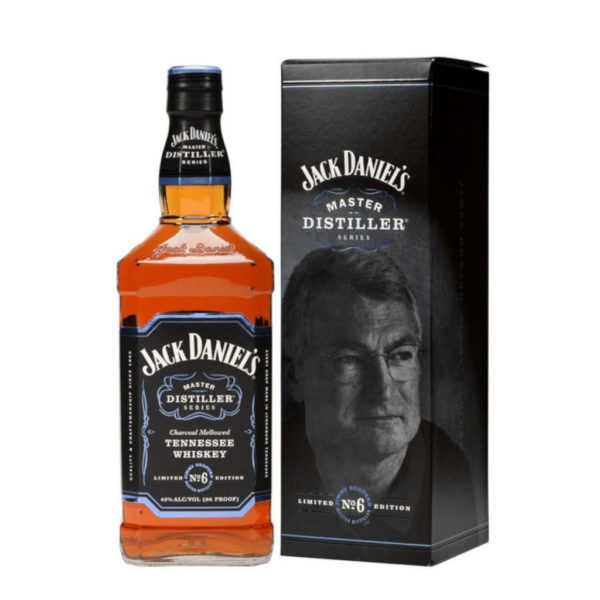 JACK DANIEL'S MASTER DISTILLERS No6