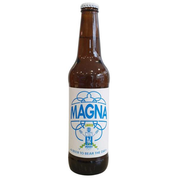 MAGNA LAGER BEER ELIS BREWERY 500ML