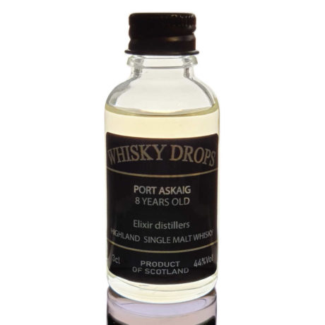 PORT ASKAIG SINGLE MALT 8 YEARS OLD 3CL