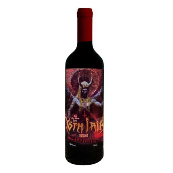 YOTH IRIA RED WINE MERLOT HEADBANGINGWINE