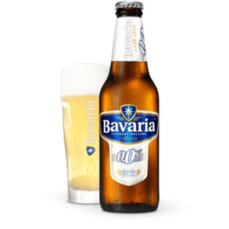 BAVARIA PREMIUM WIT BEER 0%