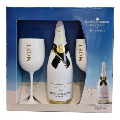 MOET & CHANDON ICE IMPERIAL GIFT PACKAGE